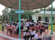 Phong trào đọc sách của học sinh Trường TH&THCS Đại Sơn.