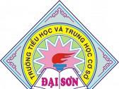 Kết quả cuộc thi thiết kế logo của trường TH&THCS Đại Sơn năm học 2019-2020