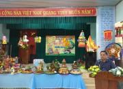 Trường TH&THCS Đại Sơn hân hoan chào đón đ/c Nguyễn Hảo-Huyện ủy viên, P.Bí thư thường trực về dự Tết trung thu cùng các em học sinh.