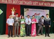 Tưng bừng tại buổi lễ Kỉ niệm ngày NGVN của trường TH&THCS Đại Sơn